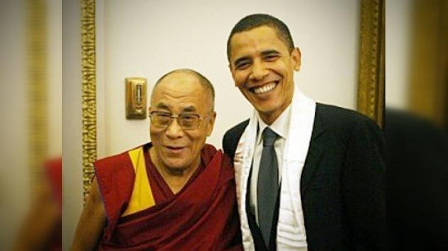 A pesar de las objeciones de China, Obama se reunirá con el Dalai Lama