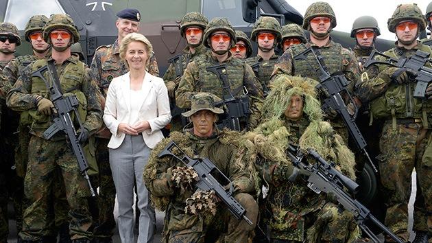 Alemania 'se rinde' por falta de equipos: No puede cumplir sus compromisos con la OTAN