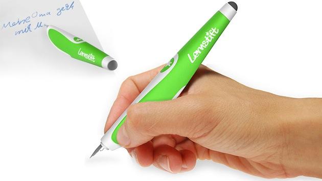 Crean un bolígrafo que corrige las faltas ortográficas