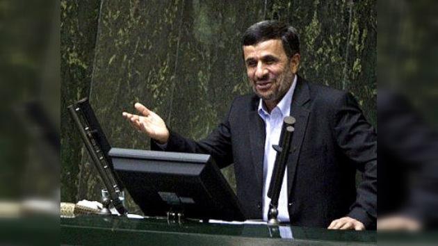 Ahmadineyad: Si Iran quisiera crear armamento nuclear, lo diría abiertamente