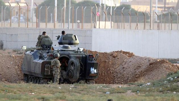 Turquía responde con bombas al supuesto lanzamiento de dos proyectiles desde Siria
