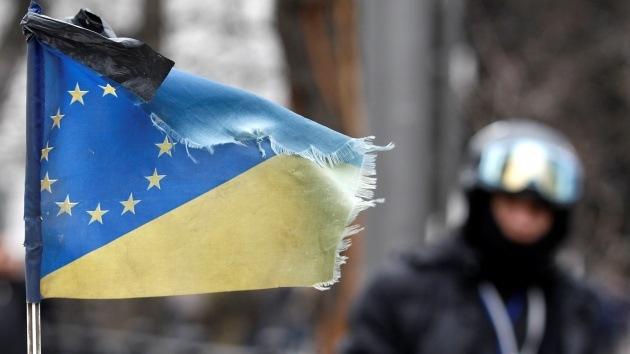 ¿EE.UU. y la UE quieren comprar Ucrania?