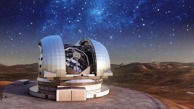 Desde Chile se podrán ver las montañas de los exoplanetas