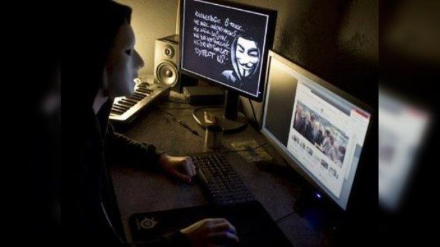 Anonymous 'regala' la discografía de Sony por el cierre de Megaupload