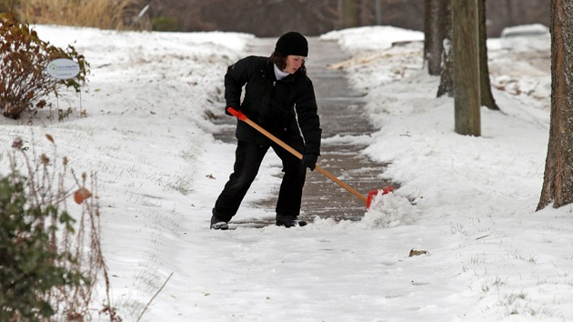 Inusual ola de frío azota a 42 estados de EE.UU.