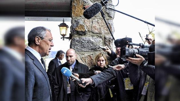 Lavrov propone a la APCE un nuevo modelo de seguridad europea