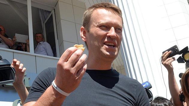 El opositor Navalny confirma que competirá por la Alcaldía de Moscú tras ser condenado