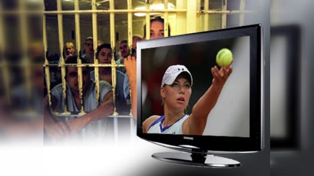 Partido de tenis de Zvonariova genera una revuelta en cárcel inglesa