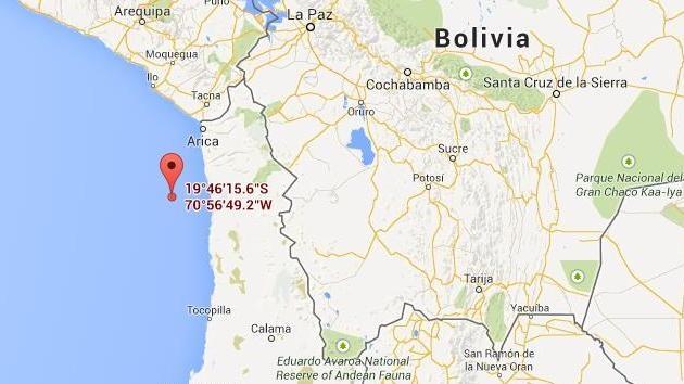 Un sismo de magnitud 6,1 sacude Chile
