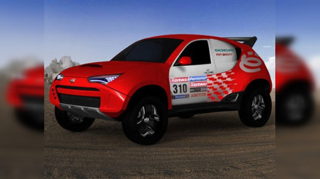 La compañía rusa ё-AUTO creará su propio bólido para ralis