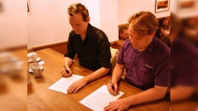El Partido Pirata sueco ofrece albergue a Wikileaks