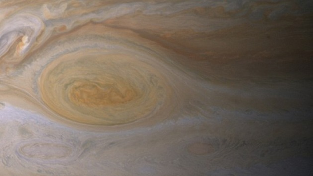 La NASA revela el misterio de la Gran Mancha Roja de Júpiter
