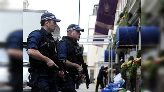 Evacuan los alrededores del Hotel Goring en Londres por amenaza de explosión