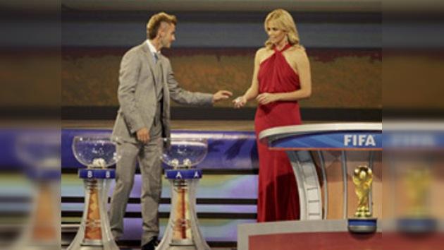 El anfitrión Sudáfrica y México abrirán el Mundial de Fútbol