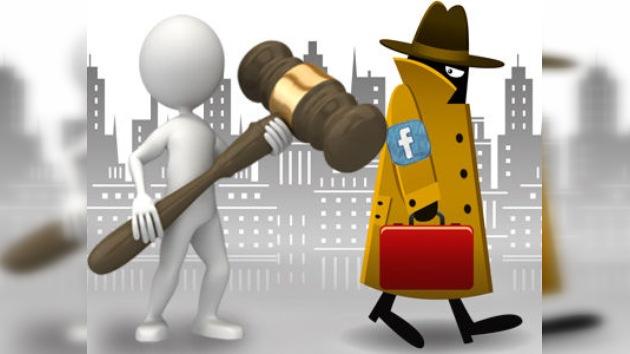 Varios usuarios presentan una demanda contra Facebook por espionaje
