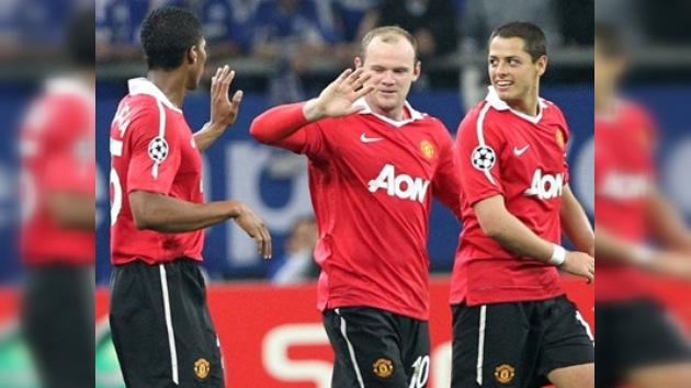 Champions League: Manchester United, a un paso de su tercera final en cuatro años