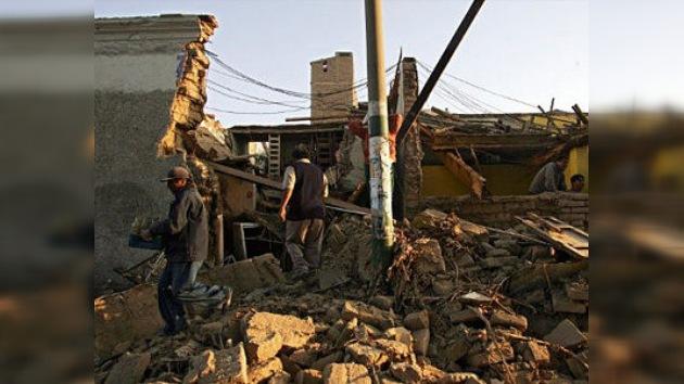 El sismo de Perú deja un centenar de heridos
