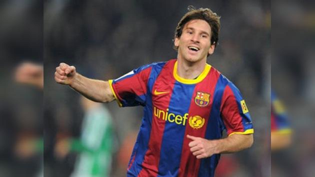 El gol de Messi al Osasuna le convierte en el mayor goleador del fútbol español