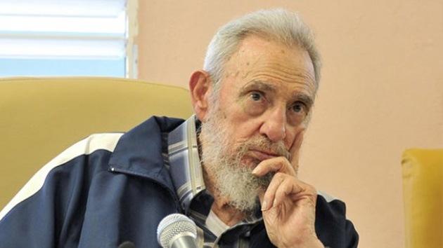 """Fidel Castro: Armas nucleares y cambio climático, """"peligro más inminente"""" para la humanidad"""