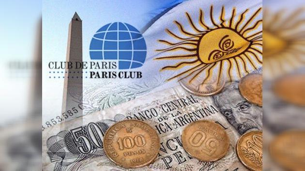 Argentina inicia negociaciones con el Club de París