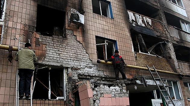 """""""La resolución de la OTAN sobre Ucrania dificulta la solución de la crisis"""""""