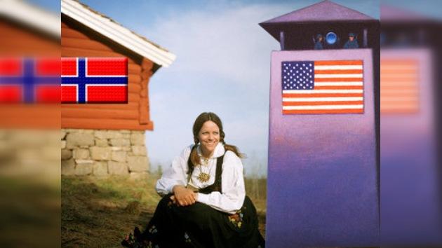 Noruega acusa a EE. UU. de vigilar ilegalmente a sus ciudadanos