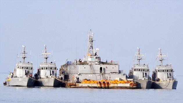 La Armada surcoreana ha abierto fuego de advertencia contra pesqueros norcoreanos