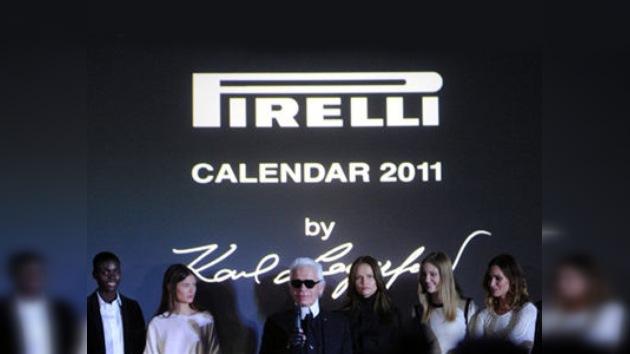 El Сalendario Pirelli 2011 se inspira en la mitología de Grecia y Roma