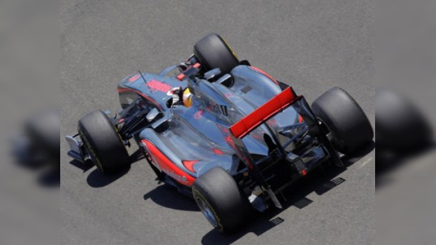 Hamilton domina las primeras prácticas del Gran Premio de Hungría