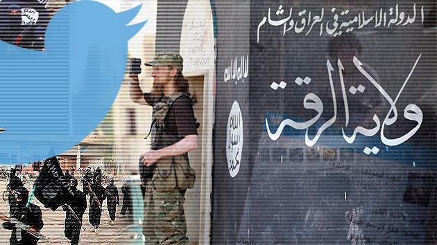 El Estado Islámico y el Frente al-Nusra combaten en Siria... y en Twitter