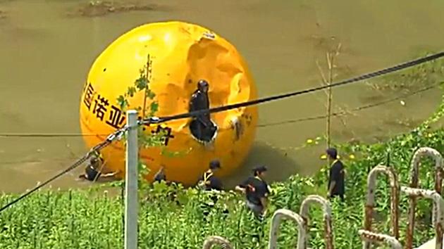 Burbujas 'made in China' para salir a flote en el apocalipsis