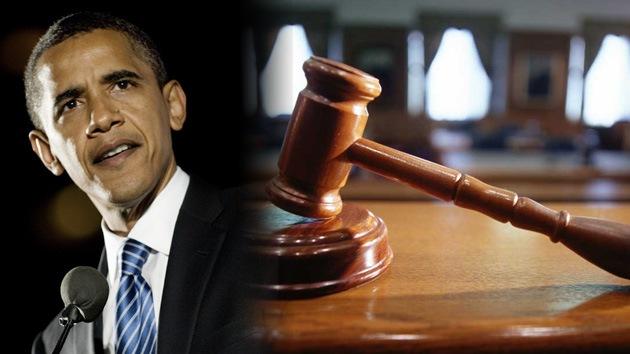 Juicio sin precedentes: Empresa eólica china lleva a Obama a los tribunales