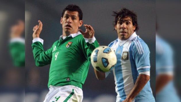 Bolivia empata sorprendentemente con Argentina en el partido inaugural de la Copa América