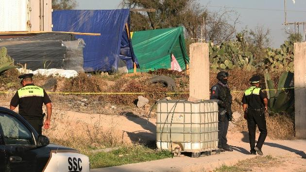 México: Dan de alta médica a los detenidos por el robo del camión con equipo radiactivo