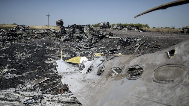 """Excongresista de EE.UU.: """"La Casa Blanca oculta la verdad sobre el vuelo MH17"""""""