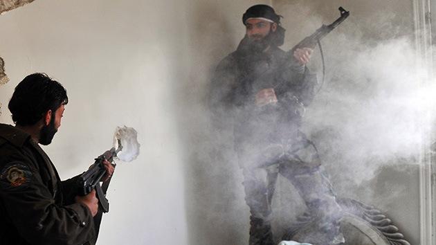 Los voluntarios europeos que combaten en Siria: ¿una 'bomba' de relojería para Europa?