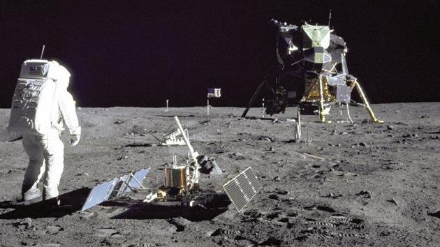 ¿Quién dejó tanta basura en la superficie de la Luna?