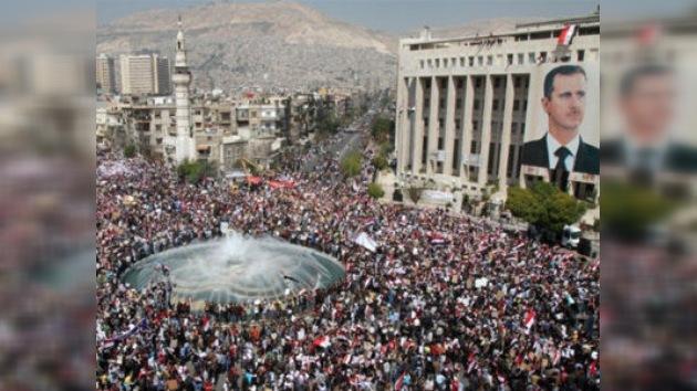 Bashar al-Assad promete suspender el estado de emergencia vigente en Siria desde 1963