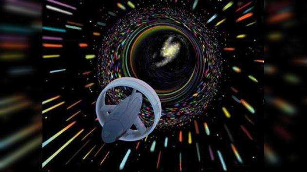 Astrofísicos podrían confirmar la existencia de los 'agujeros de gusano' atravesables