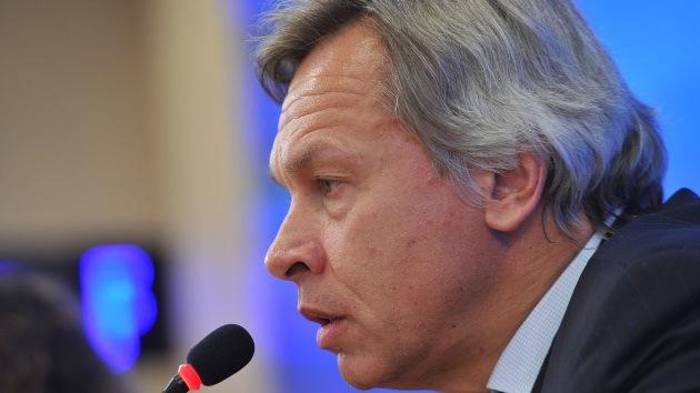 """Duma: """"Washington se ha mitificado a sí mismo como protector de derechos humanos"""""""