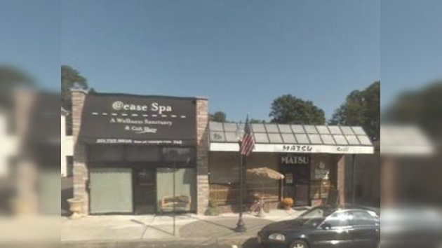 Un ladrón invadió un café en Nueva Jersey para cocinarse un plato de comida