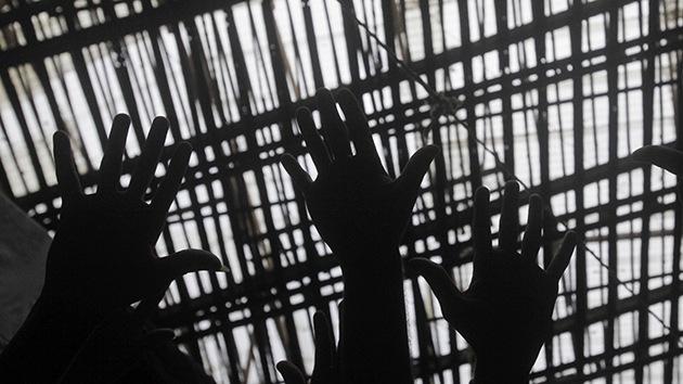 Video de un nuevo motín carcelario en Brasil: toman como rehenes a policías y presos