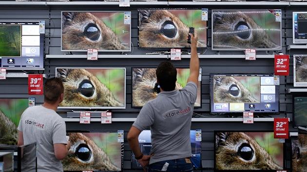 Nombre desafortunado: Tesco se deshace de los televisores ISIS