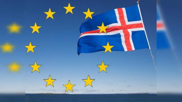 Islandia negocia su ingreso en la Unión Europea