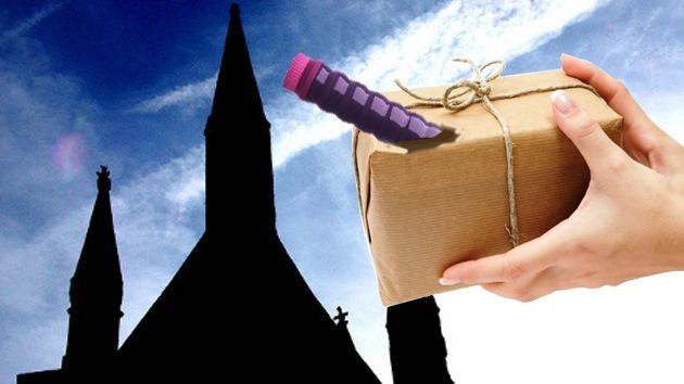 Envían 'vibradores bomba' a jerarcas de la Iglesia católica de España