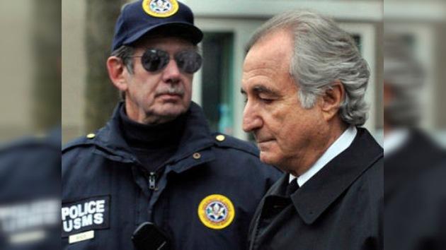 Bernard Madoff y su mujer intentaron suicidarse cuando se destapó el fraude