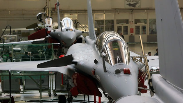 Canadá y Francia envían cazas a Europa del Este debido a la crisis en Ucrania
