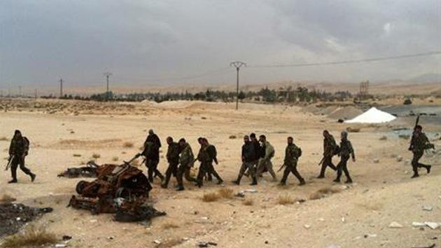 """Rebeldes islamistas sirios ejecutan a un enfermo mental por """"blasfemar"""""""