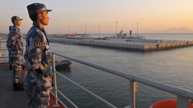 Pekín realizará patrullas regulares desde una isla en disputa en el mar de China Meridional