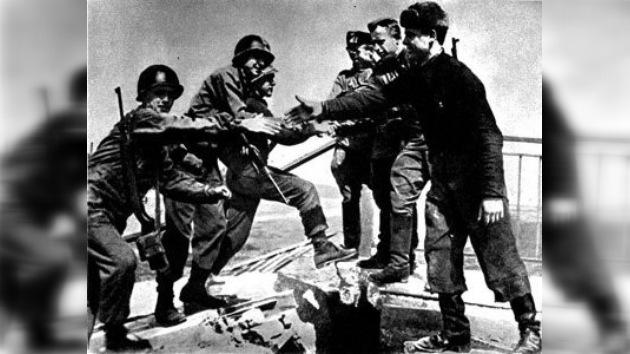 65º aniversario del encuentro de los aliados en el Elba